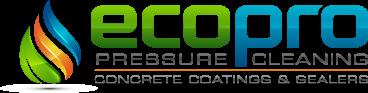 ECOPRO Pressure Cleaning Gold Coast, Brisbane