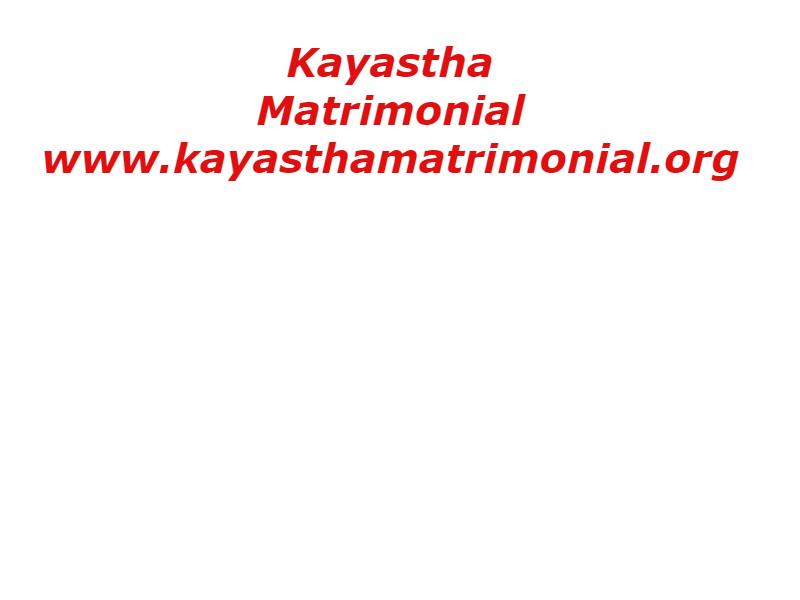 Kayasthamatrimonial