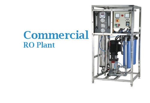 Commercial RO Water Purifier System