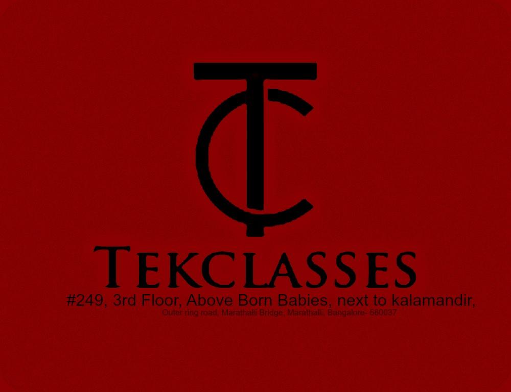 TEKCLASSES