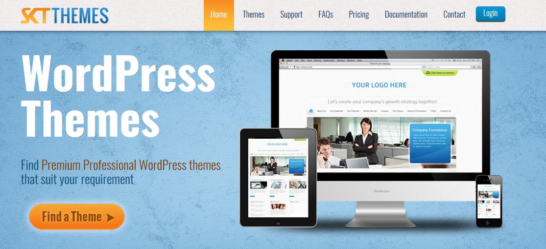 SKT WordPress Themes