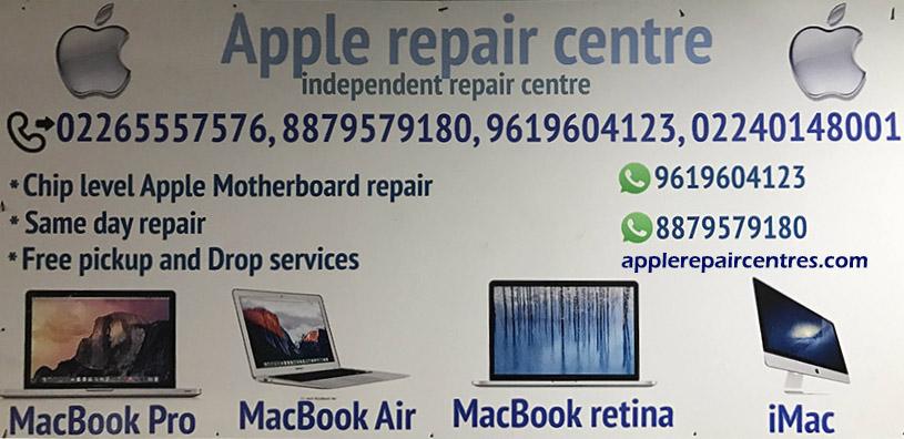 Apple Repair Centres in Mumbai