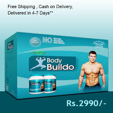 Boost your height, weight & strength instantly through bodybuildo
