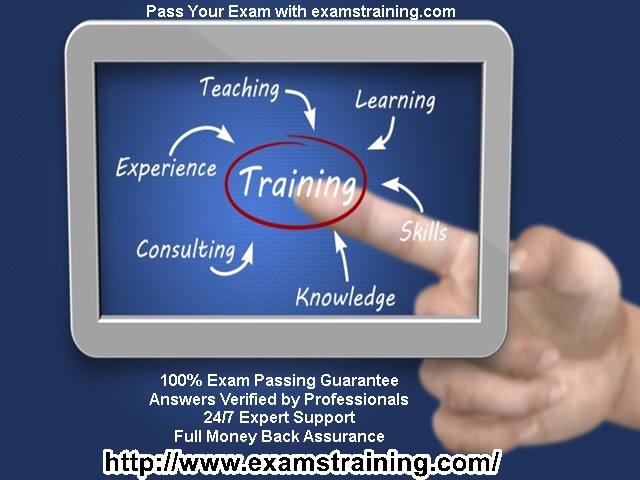 Examstraining