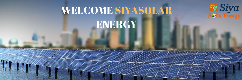Siya Solar Energy Pvt. Ltd.