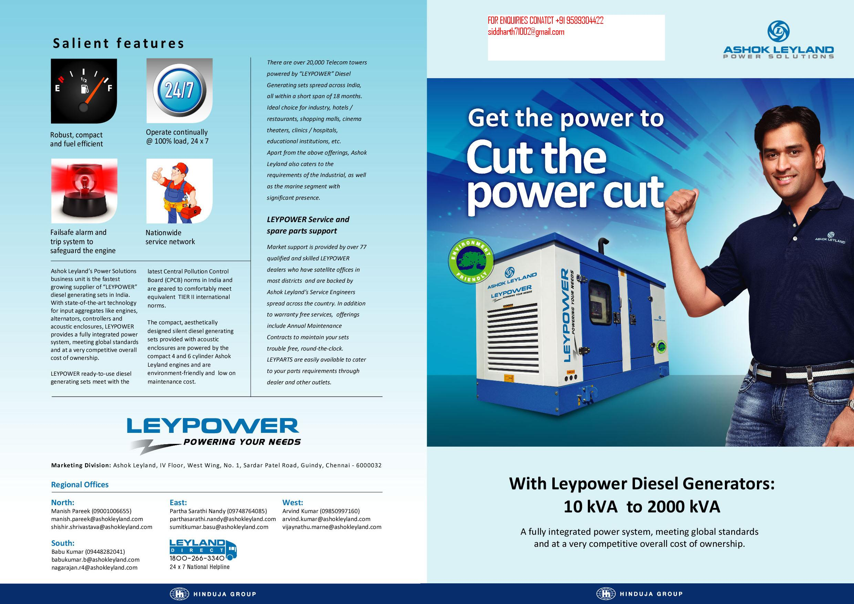 Jeevan Diesels and Electricals Ltd