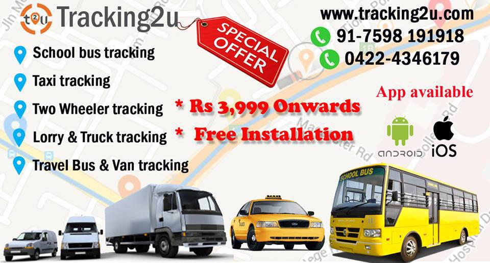 Tracking2u