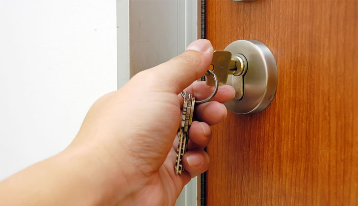 Safety Net Lock and Key