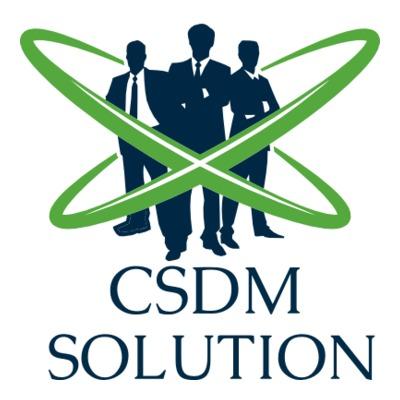 CSDM Solution