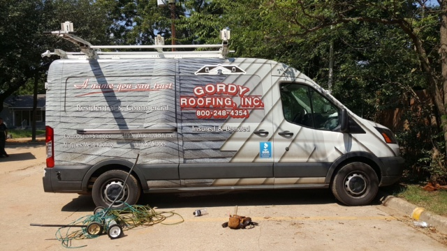 Gordy Roofing Sulphur Springs TX