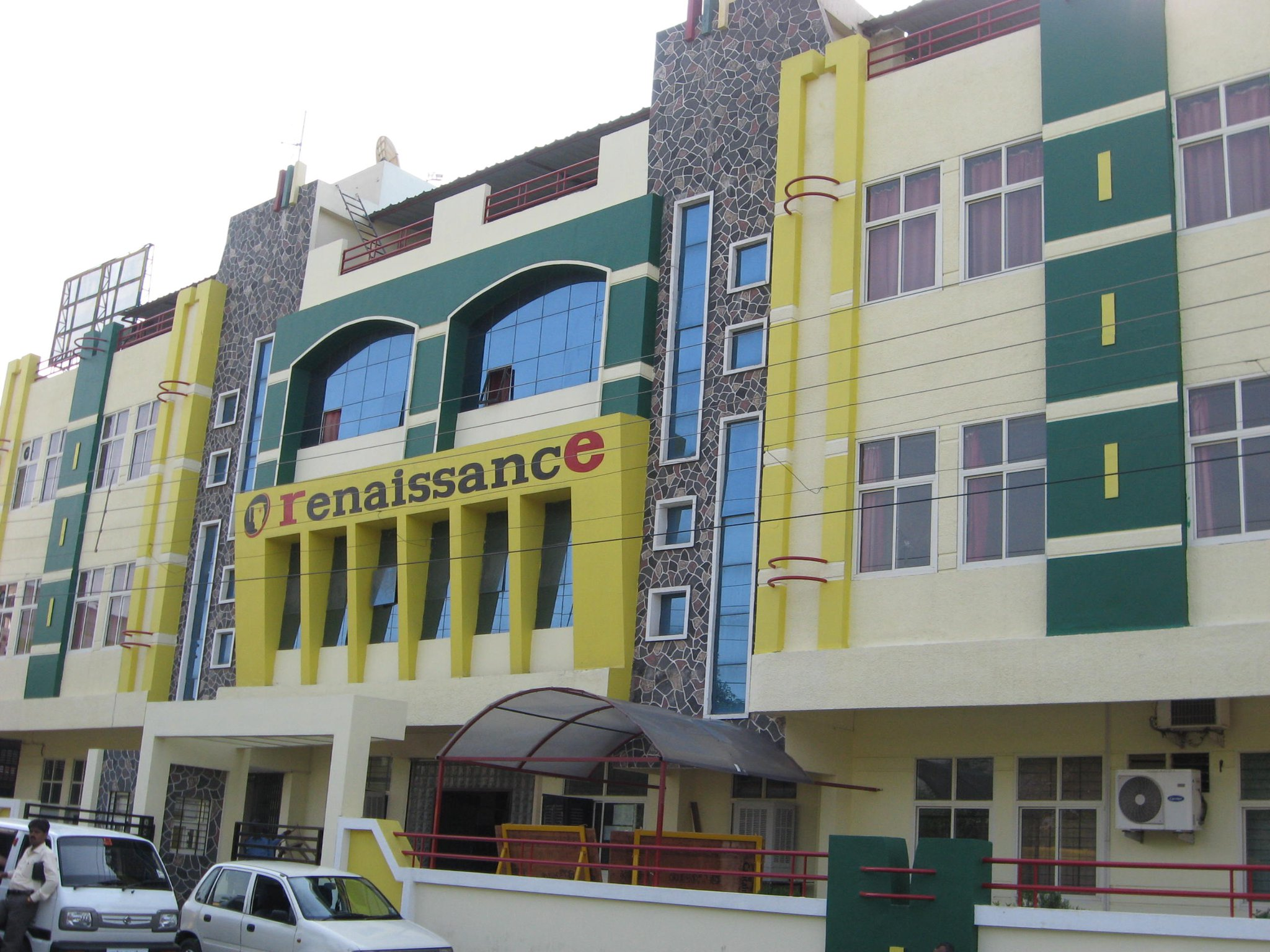 Renaissance College of Commerce and Management