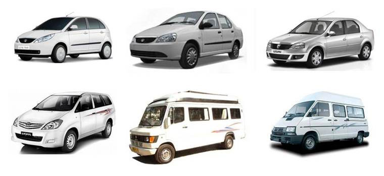 Taxi Service in Udaipur - VNV Tours