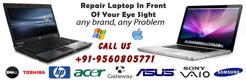 Laptop Home Service