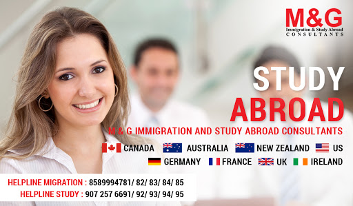 M & G Immigration and Study Abroad Consultants