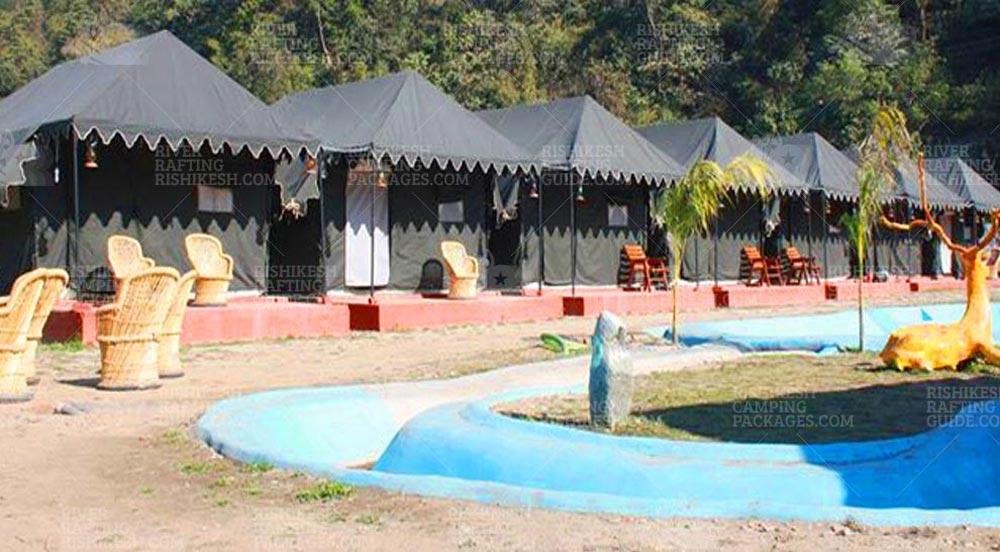 Camping In Rishikesh