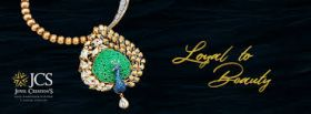 Silver jewellery showroom in Chennai