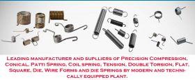 Durga Spring India (Manufacturer of Coil Spring, Shocker Spring)