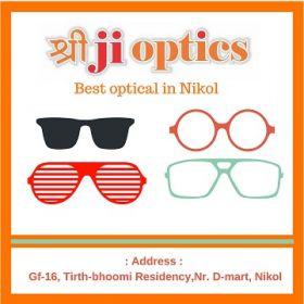 Shreeji Optics : Perfect Eye Care & optical shop in Niko