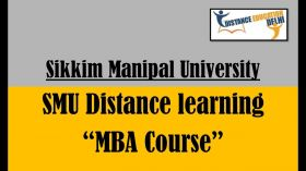 Sikkim Manipal University Distence Education