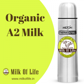milkoflife- Milkoflife Organic Pure Desi A2 Cow Milk in Delhi