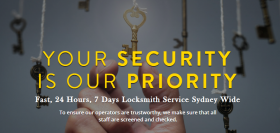 NJs Locksmiths Sydney