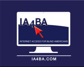 Internet Access for Blind Americans