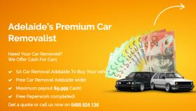 SA Car Removal Adelaide