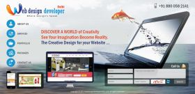 Web Design Developer Delhi