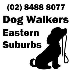 Dog Walkers Eastern Suburbs