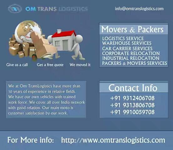Om Trans Logistics