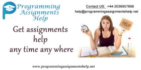 Programming Assignments Help