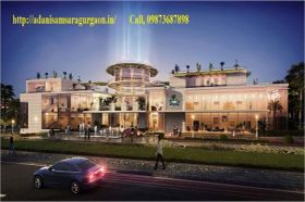 Adani Samsara Floors Sector 60 Gurgaon 9873687898