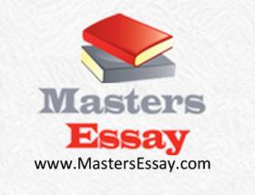Masters Essay