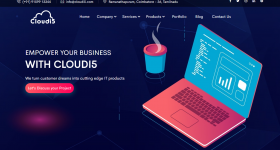 Web design company in salem