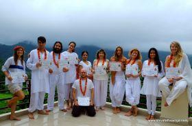 Vinyasa Yoga Teacher Training Course in Rishikesh, India