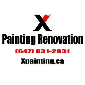 X Painting Renovation Mississauga