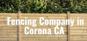 Joe's Fencing & Gates Corona