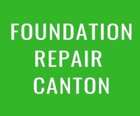Foundation Repair Canton