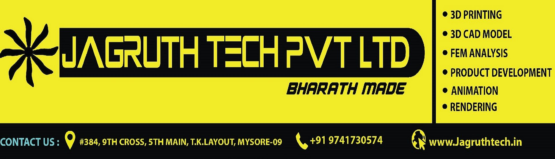 Jagruth Tech Pvt Ltd