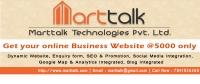 marttalk technologies pvt ltd