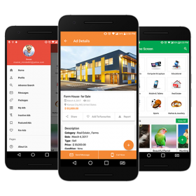 Adforest - Classified Ads App