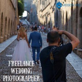 Freelance wedding photographer | Missionkya