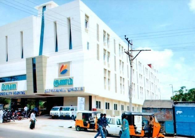 Gunam Super Speciality Hospital