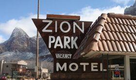 Zion Park Motel