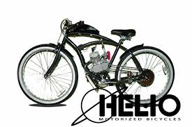 Helio Motorized Bicycles