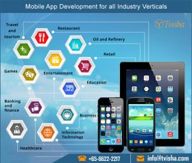 Tvisha Technologies - Mobile App Development Company in Singapore