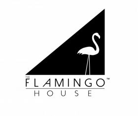 The Flamingo House