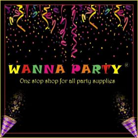 wannaparty (one stop shop for all party supplies)