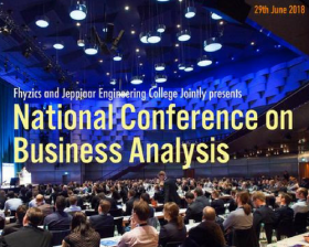 National Conference on Business Analysis