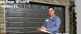 Wizard Clearwater Garage Door